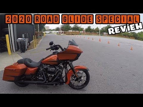 2020 Road Glide Special Review (Scorched Orange/Silver Flux)