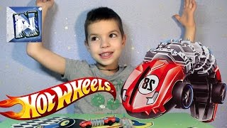 Обзор Машинка Хот Вилс Топ Спид - Unboxing Hot Wheels Top Speed GT BBY81