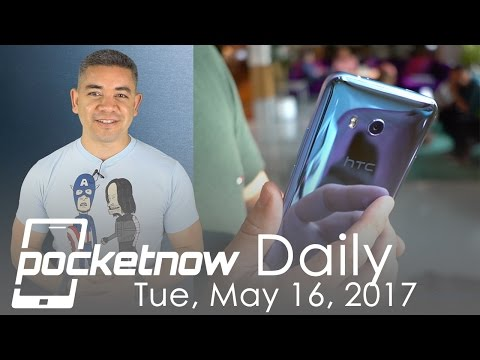 HTC U11 impressions, brand new iPad Pro soon & more - Pocketnow Daily