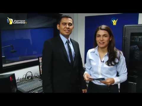 Programa de Lanzamiento Esperanza Colombia Radio y TV