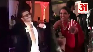 isha ambani sangeet deepika padukone and ranveer singh dance video viral on internet