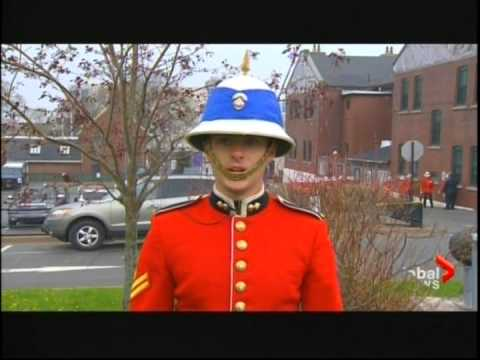 Global News Halifax May 23 2015 PLF Freedom of City Parade
