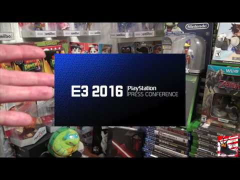 E3 2016 Sony Got PUNKED & LOSES to Microsoft [Press Conference]