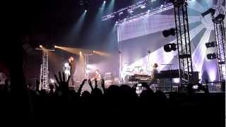 Keane - Bend and Break (live 06.04.12)