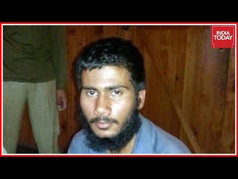 J&K Police Arrests LeT Commander, Abu Ukasha From Kupwara