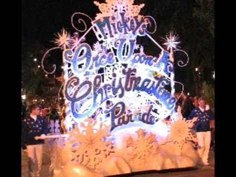 Mickey's Once Upon a Christmastime Parade Soundtrack album