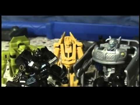 Una Loca Pelicula de Transformers (pelicula casera completa)