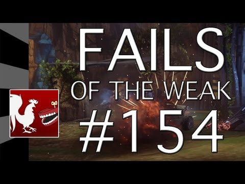 Fails of the Weak - Volume 154 - Halo 4 (Funny Halo Bloopers and Screw-Ups!)