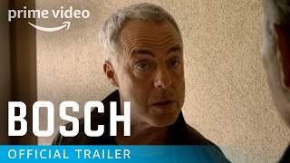 Bosch Season 3 - Official Trailer | Prime Video