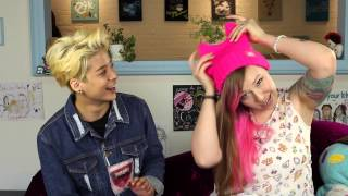 Eatyourkimchi and Amber Blooper Reel