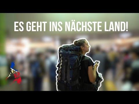WIR VERLASSEN SÜDOSTASIEN! ES GEHT NACH ... | Weltreise Vlog#63