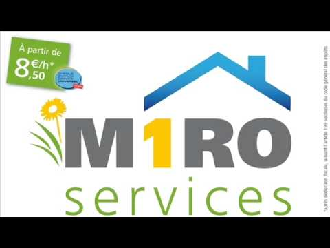 M1ro services la personne m nage garde d 39 enfants for Service a la personne bricolage