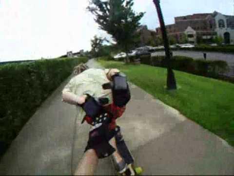 Longboarding FSU  Tallahassee Florida