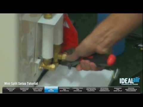 Ideal Air Mini Split - How to Setup Tutorial