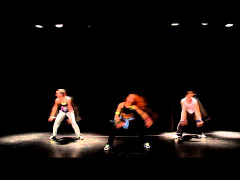 Fly Project - Toca Toca - Zumba with Diana B.K.STEP