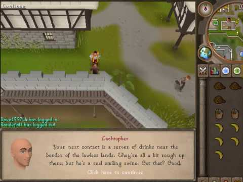 Runescape - Cryptic Clue Fest day 1