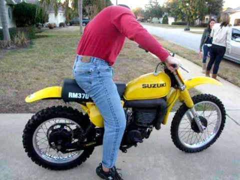 Dino's 1977 RM 370 - Suzuki RM370