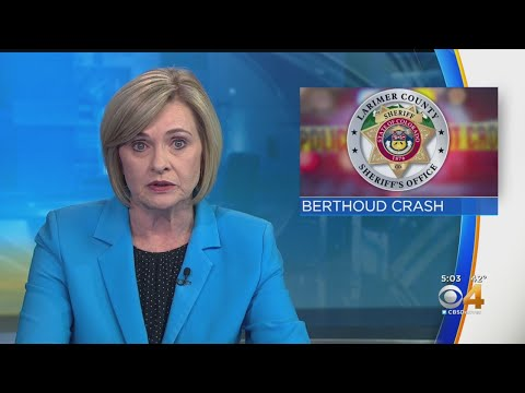 Police Suspect Drugs, Alcohol In Serious Crash In Berthoud