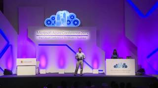 Microsoft Azure Conference 2015 Cloud Identity & Access Management