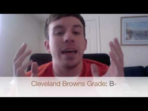 Cleveland Browns 2010 NFL Draft Grade Video