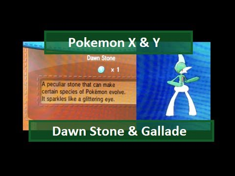 Gallade Pokédex: stats, moves, evolution & locations ...