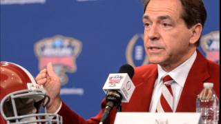 Hey Coach! with Nick Saban before the Sugar Bowl