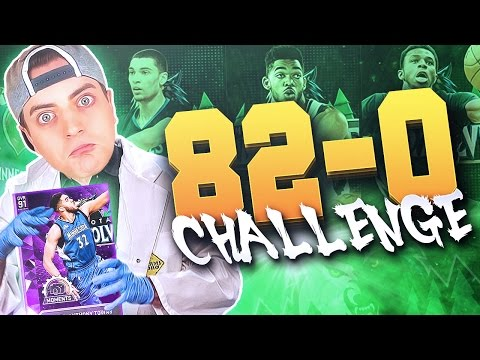 "THE 82-0 CHALLENGE : Minnesota Timberwolves!! NBA 2K16 MyLeague ""Its Destiny"" Rebuild!"