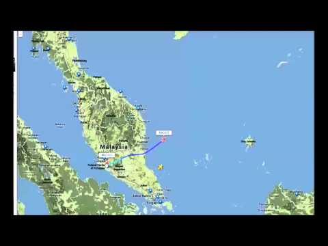 Malaysia Airlines Flight 370 What's Going On?