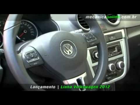 Linha Volkswagen 2012