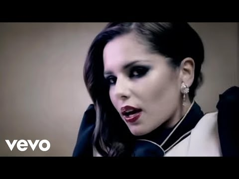 Cheryl Cole - Parachute Music Videos