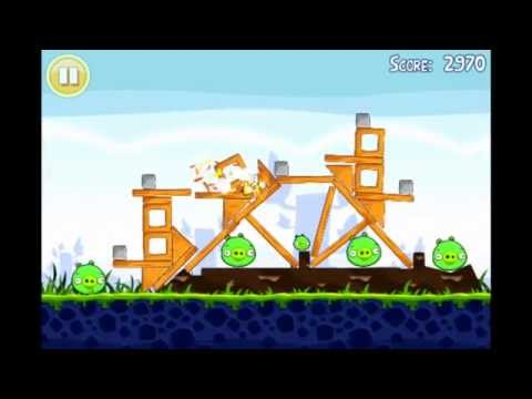 Angry Birds LITE 1-7  PLAY!
