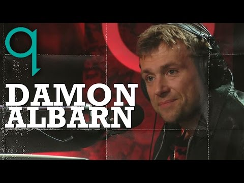 Damon Albarn Slams 'Glee' on Q TV