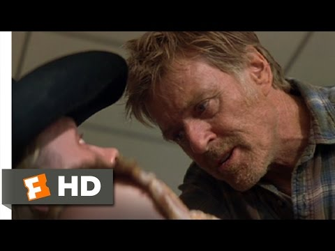 An Unfinished Life (2/12) Movie CLIP - Redneck Breakfast (2005) HD