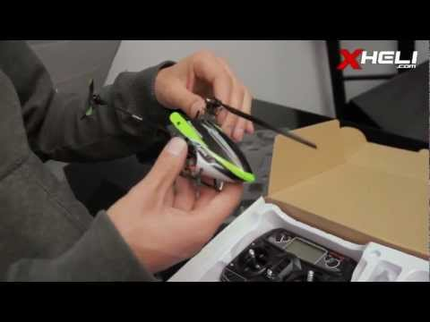 Walkera FP mini 4ch fixed pitch Helicopter Preview/Review