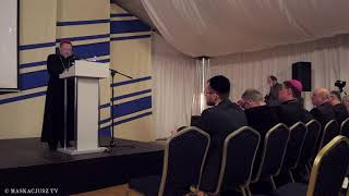 Komentarz do biblijnej wieży Babel - abp Grzegorz Ryś (4K)