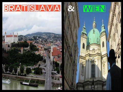 Trip to Bratislava & Wien Travel Tour 2016 - HD 1080p