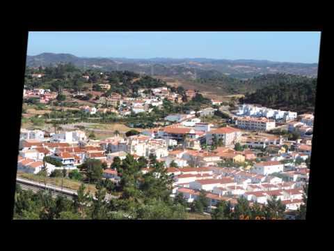 S�o Marcos da Serra com Imagens da Freguesia de S�o Bartolomeu de Messines, Silves, Algarve