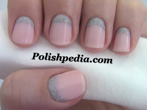 Youtube Reverse French Manicure 25