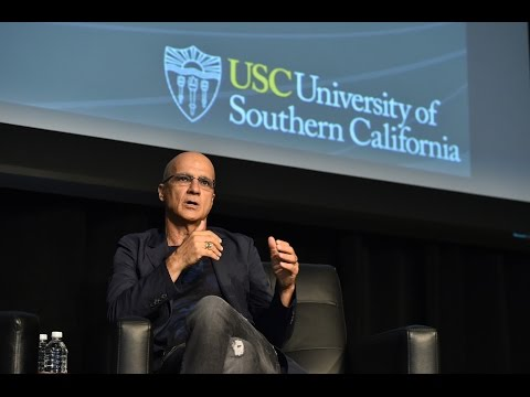 Keynote Speaker Jimmy Iovine  | USC 2014 Global Conversation
