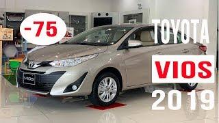 Toyota Vios E 2019 giảm giá XX triệu| Thật Hay Đùa???