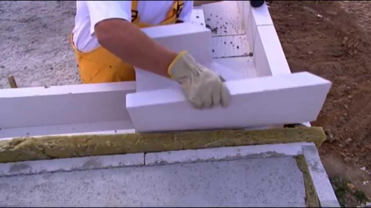 Как класть пеноблоки: пошаговая инструкция 55