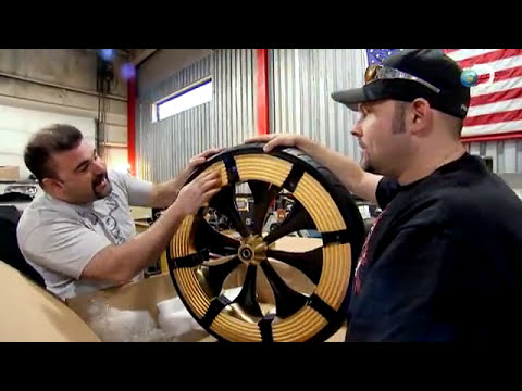 Super Sleek Frame | American Chopper