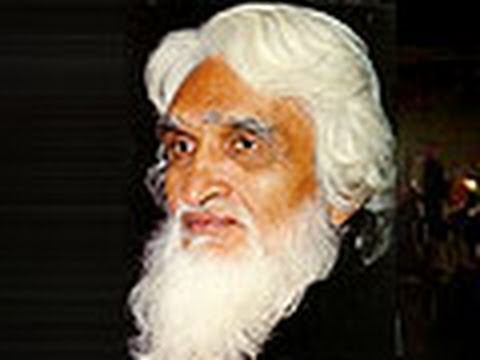 Legendary Painter MF Hussain
