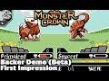 Monster Crown (Kickstarter) Backer Demo • First Impressions (Retro-style Monster Taming RPG) MP3