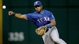 Elvis Andrus Highlights 2013 HD