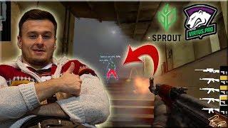 Pasha The Smoke Criminal! Michu Hard Carry! Virtus.pro Highlights VS Sprout