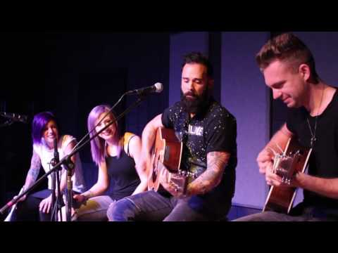 Skillet - Monster Acoustic (Live from Studio C)