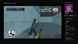 GTA Vice City: Road to Diaz's Mansion Speedrun