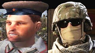 Evolution of CoD 2003-2019