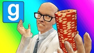 Gmod Prop Hunt Funny Moments - Vending Machine Repair Man! (Garry's Mod)